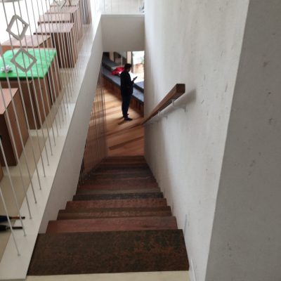 Kedro laiptai