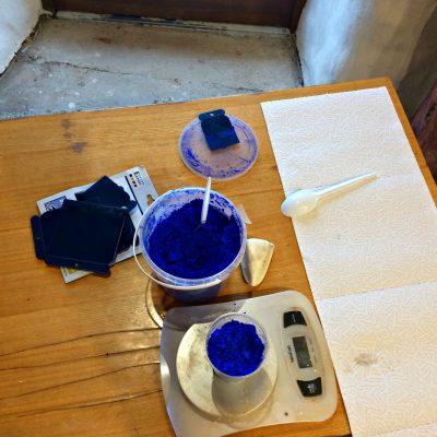 Mėlynasis pigmentas